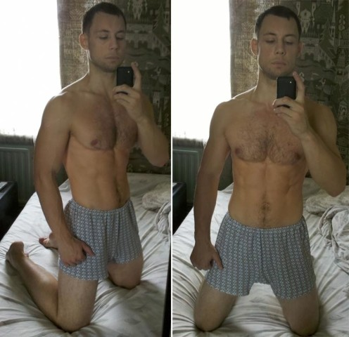 Результат похудения за 3 месяца