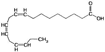 линоленовая жирная кислота